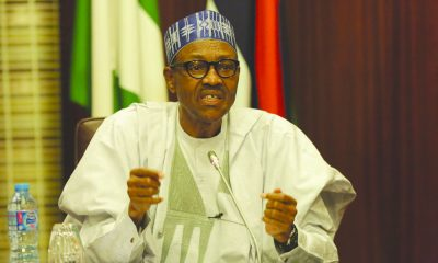 We Will Not Relent Until Peace Is Restored In The Country - Buhari