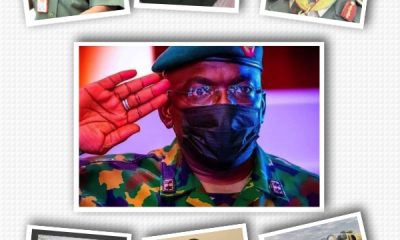 Army Announces Burial For Late COAS, 6 Others