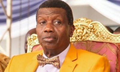 Adeboye Makes First Appearance As He Mourns Son's Death