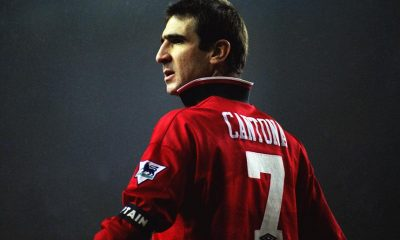 Eric Cantona: Man United Legend Inducted Into EPL Hall Of Fame