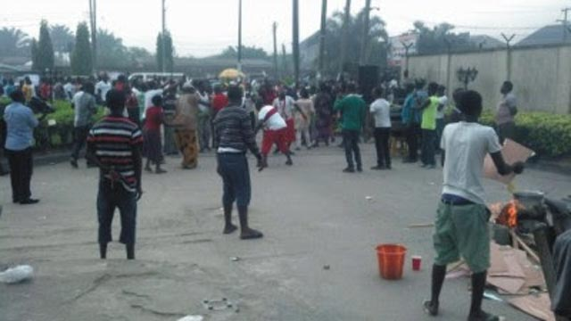 Pandemonium In Lagos Community As Cultists Shoot Rival Dead