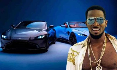 D'banj Unveiled as Captain of Nigeria Motorsport Team