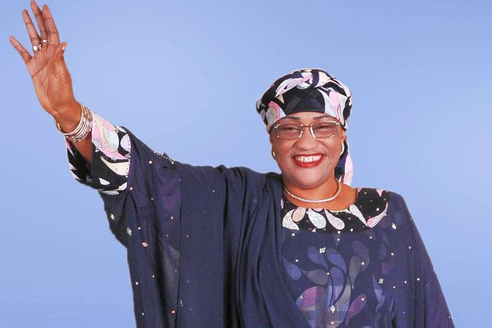 BREAKING: 'Mama Taraba' Former Minister Of Woman Affairs Is Dead