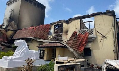 Lagos Govt. Set to Move Burnt Igbosere High Court to Ikoyi