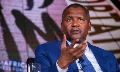 Why I'm Keen On Empowering Youths -Dangote