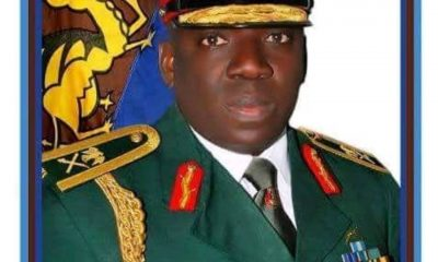 40-Day Prayer Was Held For Late COAS Attahiru, Others - Army