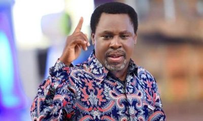 TB Joshua: EFCC Probes Late Pastor's Disciples Over Looting Of Funds