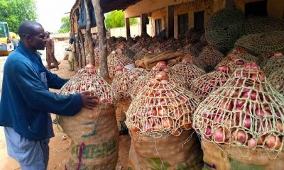 Why We Are Suspending Supply Of Onions To Entire South -Marketers