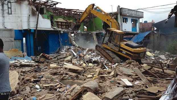 Outrage Over Demolition Of 12 Churches In Lagos