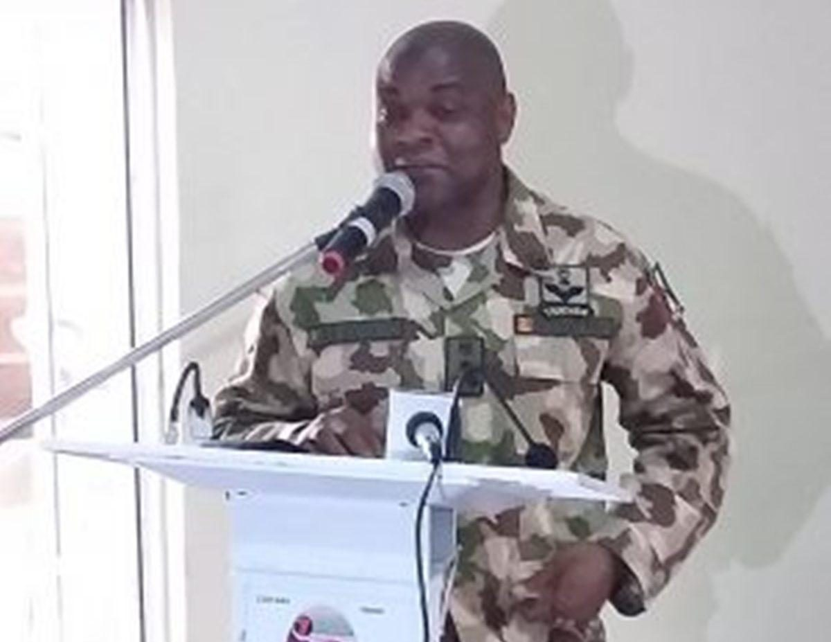 Army To Terrorist: Shun Violence, Seek Forgiveness And Reconciliation