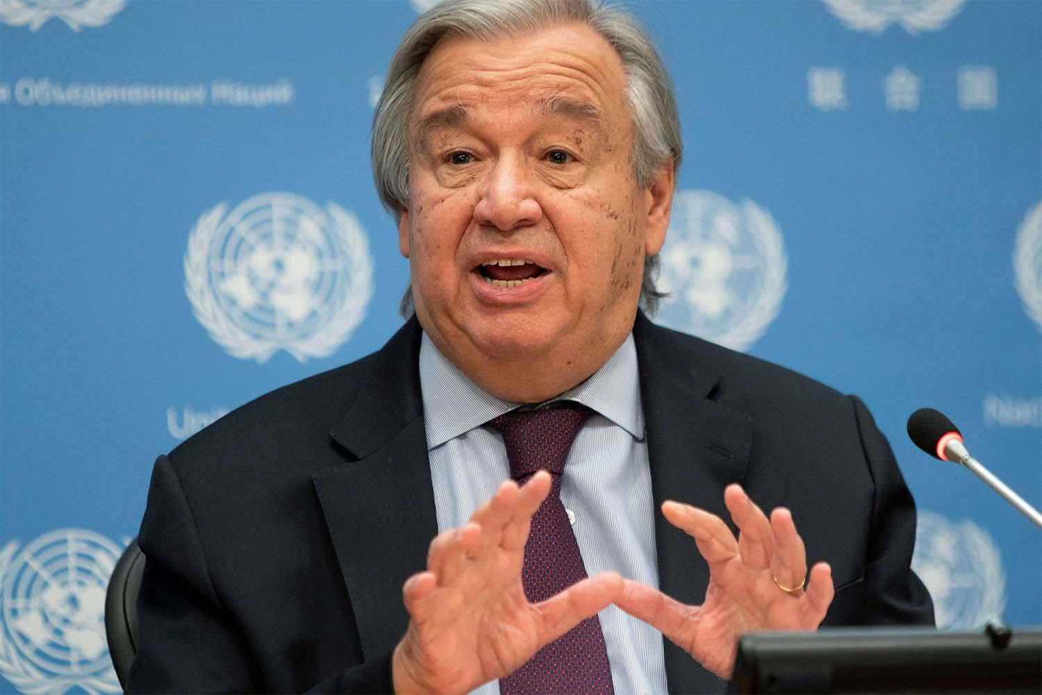 COVID-19 Vaccines Should Be 'Global Public Goods' – Guterres