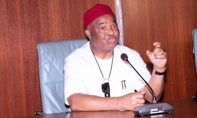 Dialogue, The Way To Resolve National Issues - Gov. Uzodinma