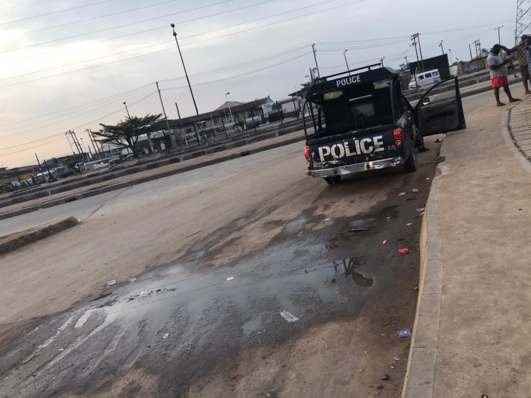 #June12thProtest: Imminent Clash Between Police And Protesters
