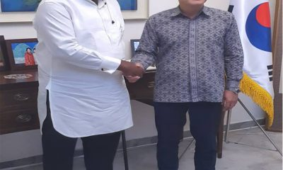 Diri Request Partnership From South Korea In Agric, Others In Bayelsa