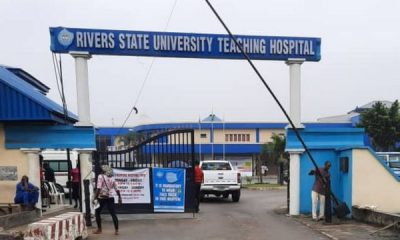 Gov. Wike Spends N9bn On Reforming Rivers State Teaching Hospital