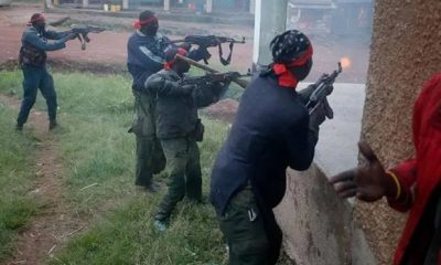 Tension In Imo As Gunmen Assassinates PDP Youth Leader