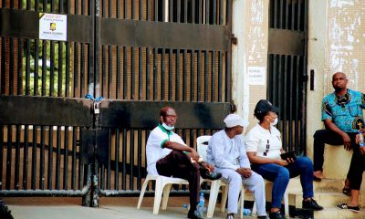 Trial Of Suspects Resumes As Judicial Workers Suspend Strike