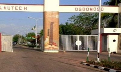 LAUTECH College Of Agriculture To Be Located In Iseyin - Oyo Govt