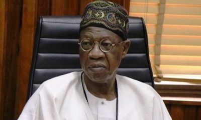 Twitter: Lai Mohammed Summoned Over Ban