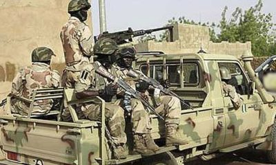 Over 50 ISWAP Terrorist Killed By Troops In Borno State