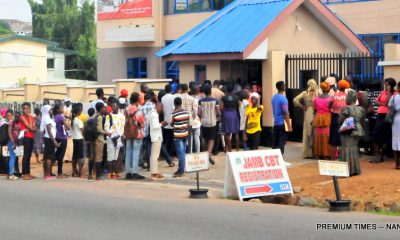 2021 UTME: JAMB Advice To Candidates With Incomplete Registration