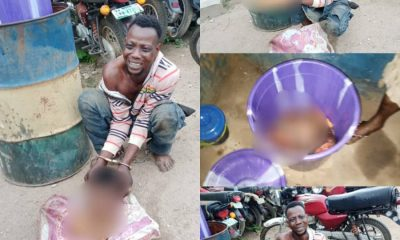 Ritualist Arrested With Butchered Female Body Parts In Osun State