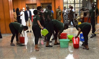 Lawan: Roof Leakage Is Why NASS Complex Needs N37bn