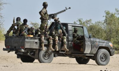 Scores Of Boko Haram Terrorists Killed By Troops In Borno State - Official