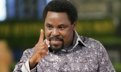 T.B Joshua: Author, 9 Other Things You Should Know About Late Cleric