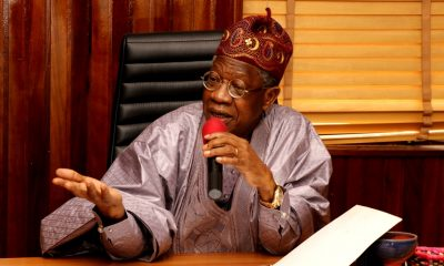Lai Mohammed: Twitter Is Not Healthy For Nigeria's Stability