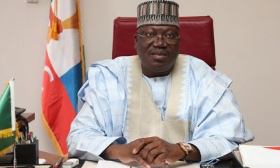 We're Working On The 2021 Supplementary Budget Of N895.8Bn - Lawan
