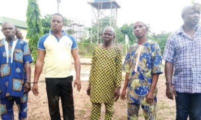 Pastor, Herbalist, Others Arrested With Human Parts