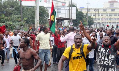 IPOB's Sit-at-home Order Suspended, Here's Why