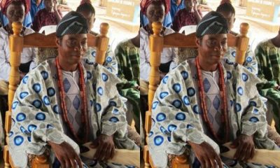 Kidnapped Ekiti Monarch Regains Freedom After Paying N2m Ransom