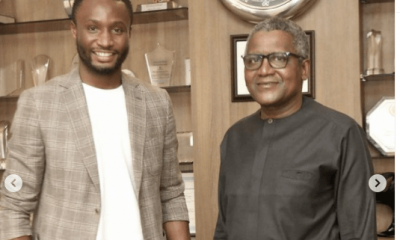 Mikel Hints On Possible Partnership With Dangote