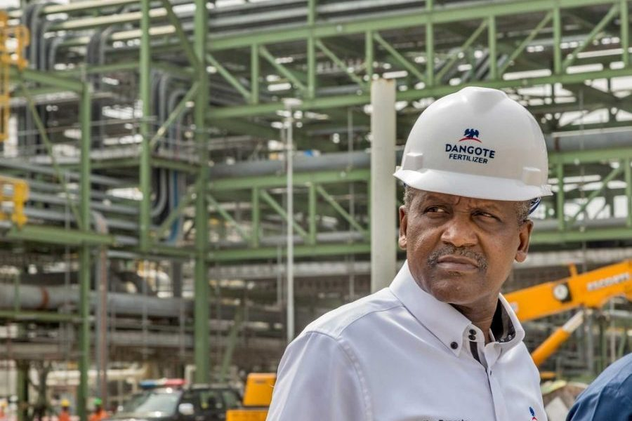 FEC Awards Dangote Industries N309bn Road Contracts As Tax Credit
