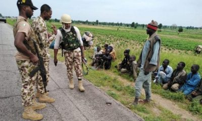 Troops Captures 91 Terrorist In North East - Army