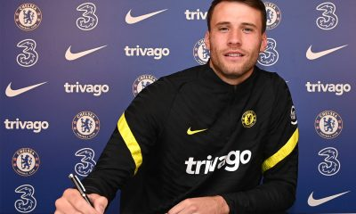 Chelsea Signs New GoalKeeper 'Marcus Bettinelli' From Neighbors