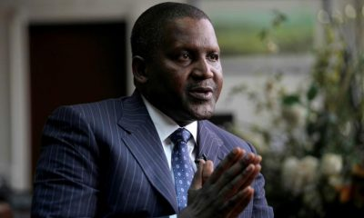 Monarch Expresses Gratitude To Dangote Over Jobs Creation, Others
