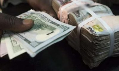 Dollar To Naira Exchange Rate Today (Friday, Oct 22, 2021)