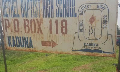 How 2 Baptist School Students Broke Free From Kidnappers - Police