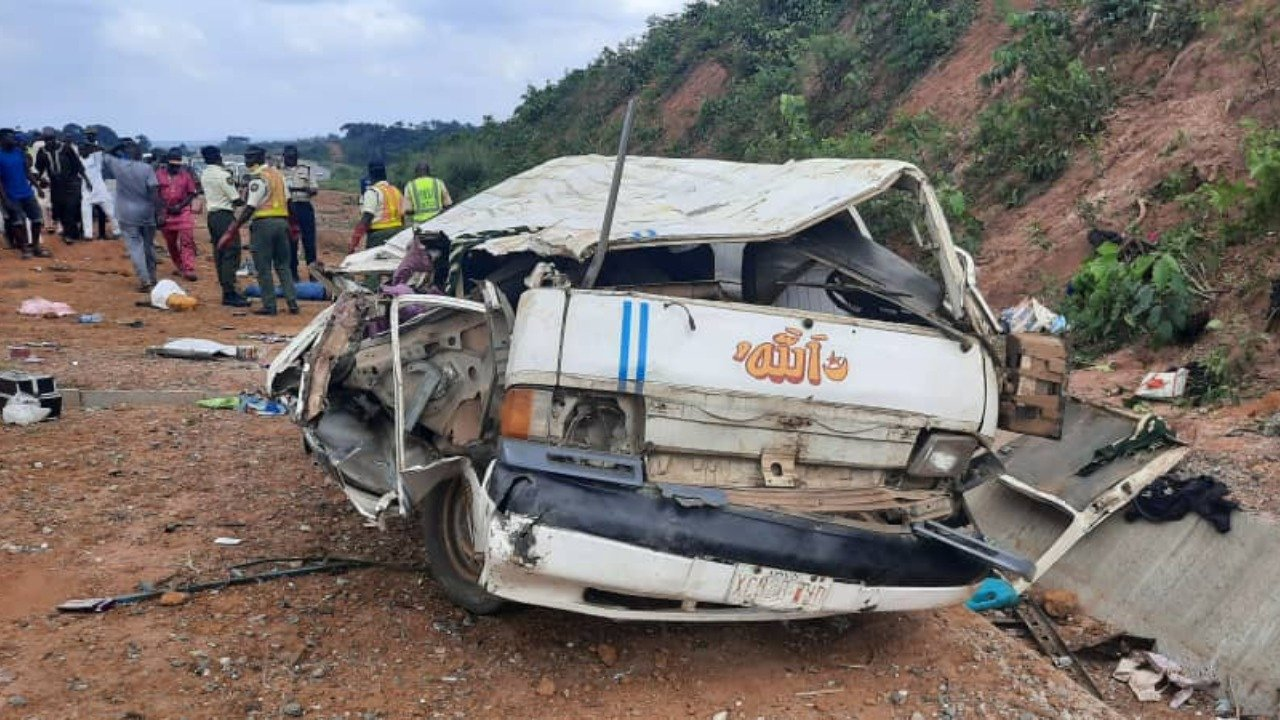 Lagos-Ibadan Expressway Accident Claims 9, Others Injured