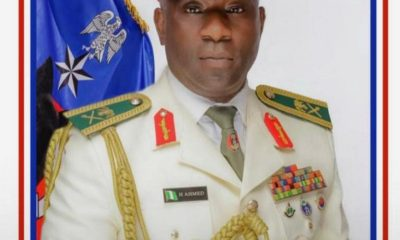 Nigerian Army Annouces Death Of Former Provost Marshal