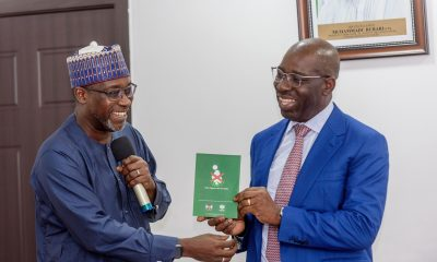 Obaseki Launches 'Clean Nigeria – Use the Toilet' To End Open Defecation