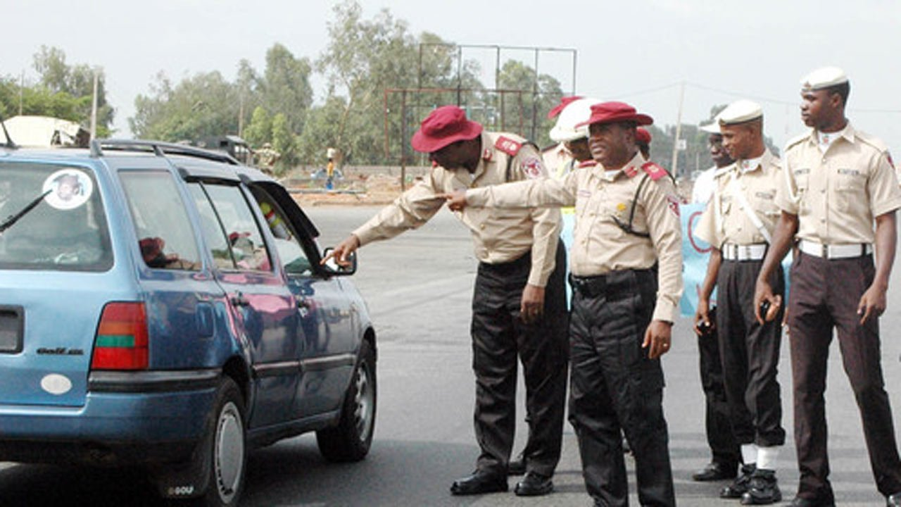 Operation Thunderstorm Clampdown 110 Vehicles In Lagos - FRSC