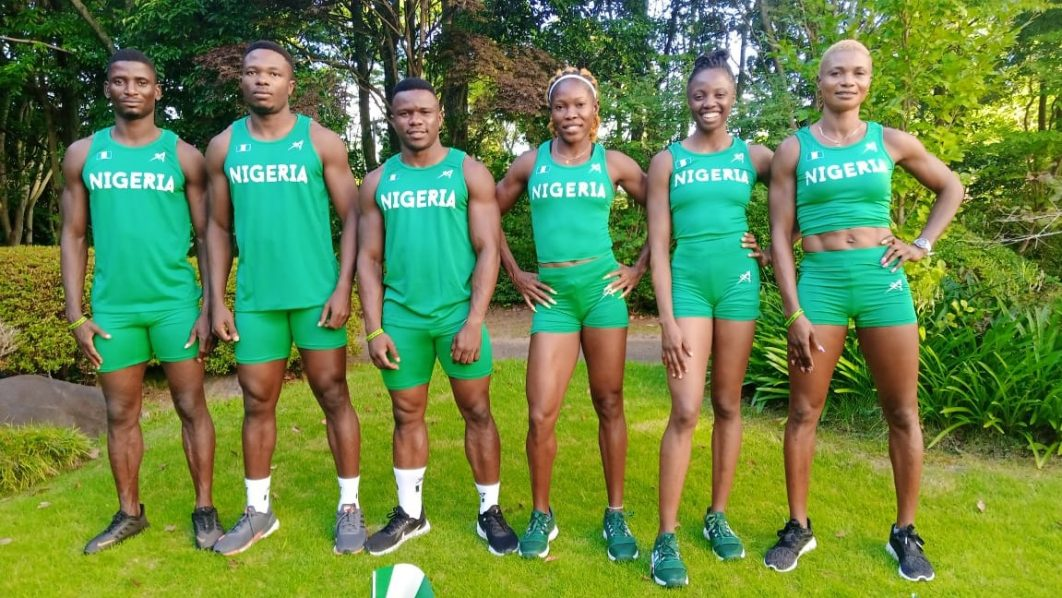 10 Nigerian Athletes Disqualified From Tokyo Olympics
