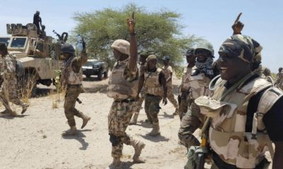3 Killed, Others Arrested As Troops Intercept Terrorists Attack