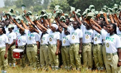 NYSC Deploys 1,750 Corps Members to Gombe