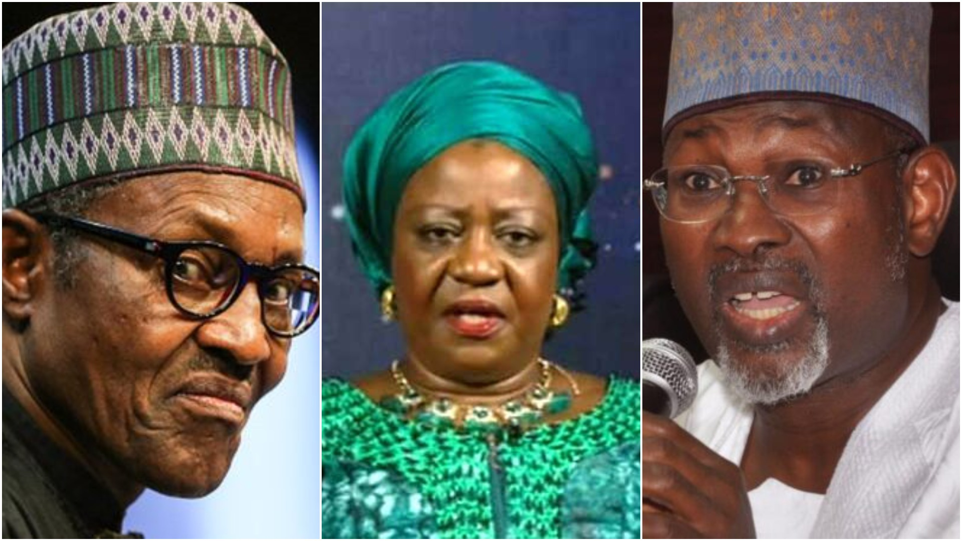 Onochie: Jega Has A Message For Buhari