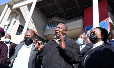 Deadly Violence In South Africa Planned- President Ramaphosa